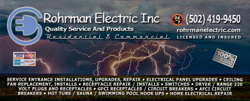 Rohrman Electric Inc.